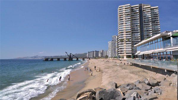 Playa Acapulco Viña del Mar