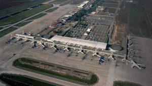 Aeropuerto Internacional Arturo Merino Benítez (SCL)