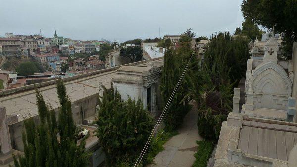 Cementerio Valparaíso