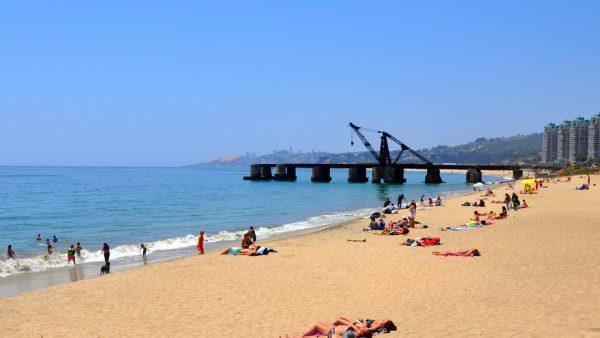 Acapulco Beach Viña del Mar