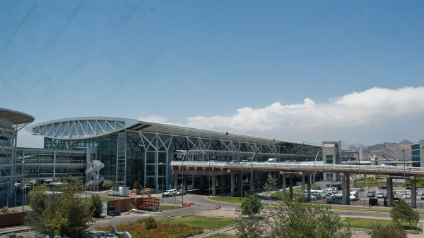 Arturo Merino Benitez International Airport